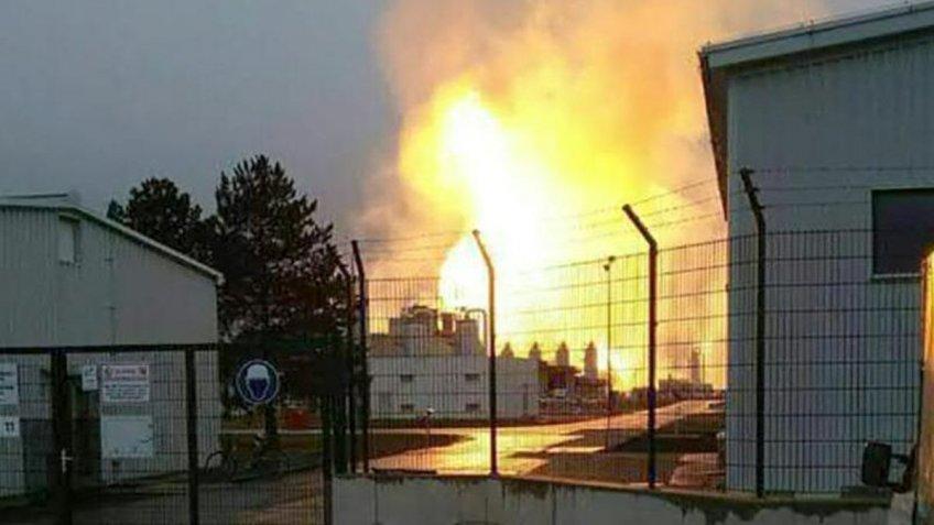 Взрыв вАвстрии оставил европейцев без русского газа